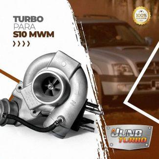 Turbo para S10